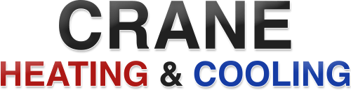 Crane Heating and Cooling Logo